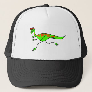 oviraptor trucker hat
