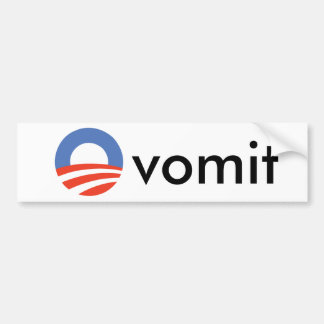 Ovomit Bumper Sticker