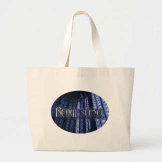 Ovular Title Large Tote Bag