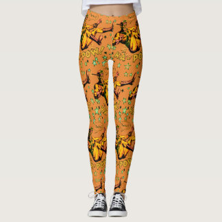 Owch! Kapow! Leggings