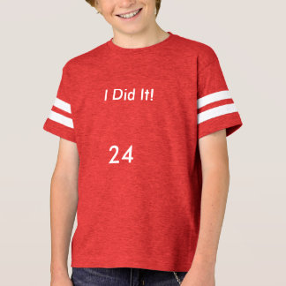 Owen Did it T-Shirt