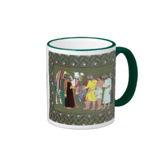 Owen Jones - Then there passed by Midianites Coffee Mug