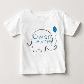 Owen Layne Baby T-Shirt
