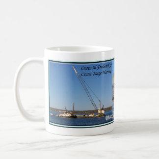 Owen M. Frederick & Harvy mug