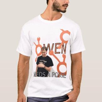 Owen Needs a Posse T-Shirt