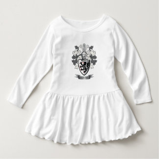 Owens Family Crest Coat of Arms Dress