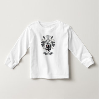 Owens Family Crest Coat of Arms Toddler T-shirt