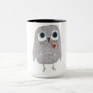 Owl 15 oz Mug