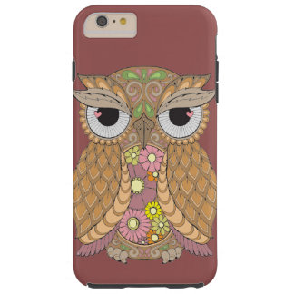 Owl 1 tough iPhone 6 plus case