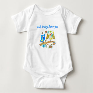 Owl Always Love You-Cute Infants & Toddlers Shirt