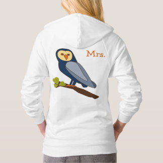 Owl Always Love You Mrs. hoodie sweatshirt