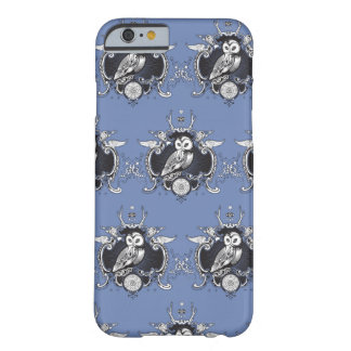 Owl and mirror barely there iPhone 6 case