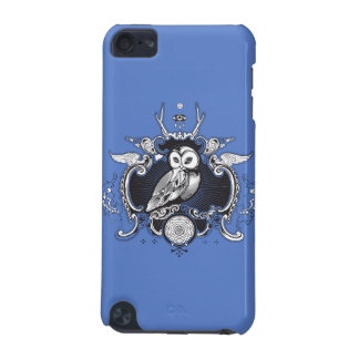 Owl and mirror iPod touch (5th generation) cases