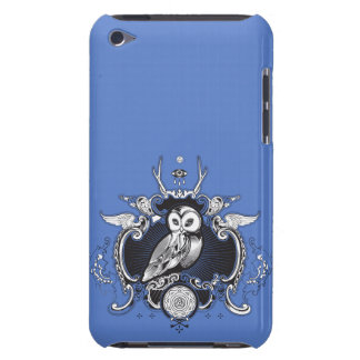 Owl and mirror iPod touch covers