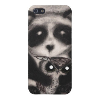 Owl and Panda - iPhone 4/4S Speck Case