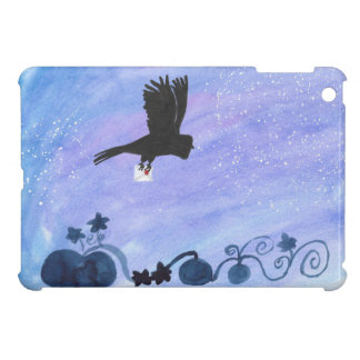Owl And Pumpkin Patch Case For The iPad Mini