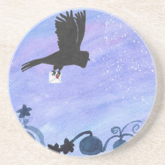 Owl And Pumpkin Patch Coasters