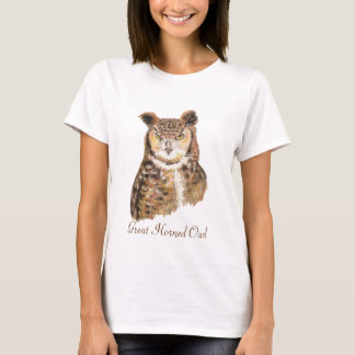 Owl Animal Totem T-Shirt