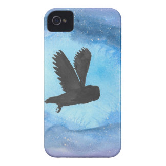 Owl At Night Case-Mate iPhone 4 Case