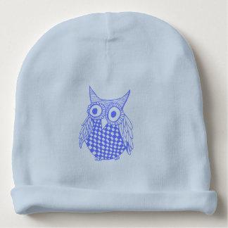 Owl Baby Beanie