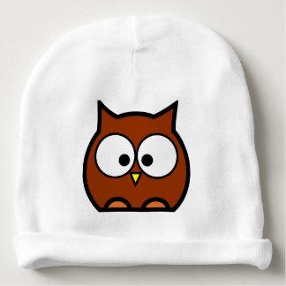 Owl Baby Beanie Hat