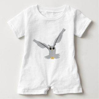 Owl Baby Romper