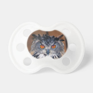 Owl Be seeing you Pacifier