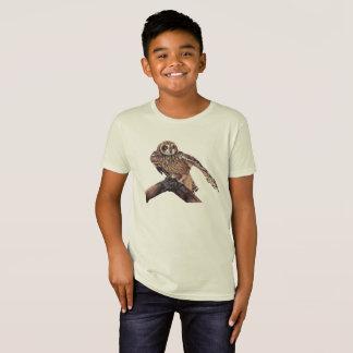 Owl Bird Art Youth T-shirt