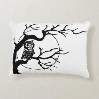 Owl Bird Lover - Cute Owl Outdoor Pillows