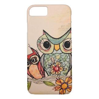Owl Buddies iPhone 7 Case