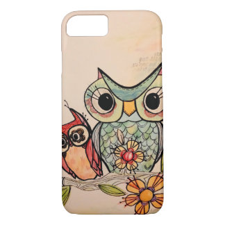 Owl Buddies iPhone 8/7 Case