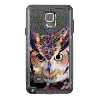 Owl (c) - Samsung Note 4 Phone Case