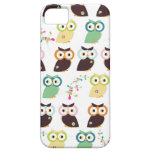 Owl Call You (iPhone 5 Case}