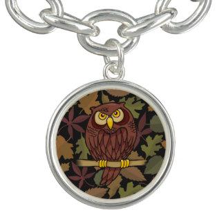 Owl Cartoon Bracelet
