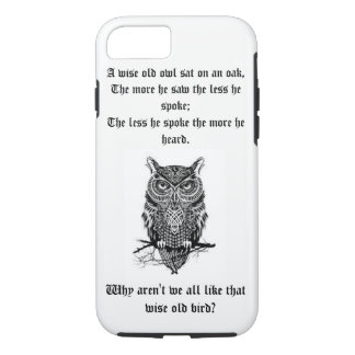 Owl Case-Mate iPhone Case