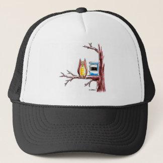 Owl Coffee Trucker Hat