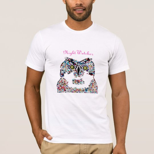 owl copy, Night Watcher T-Shirt