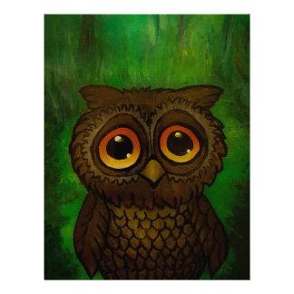 Owl cutie letterhead