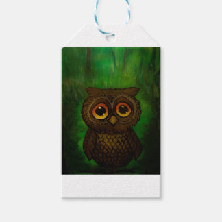 Owl cutie pack of gift tags