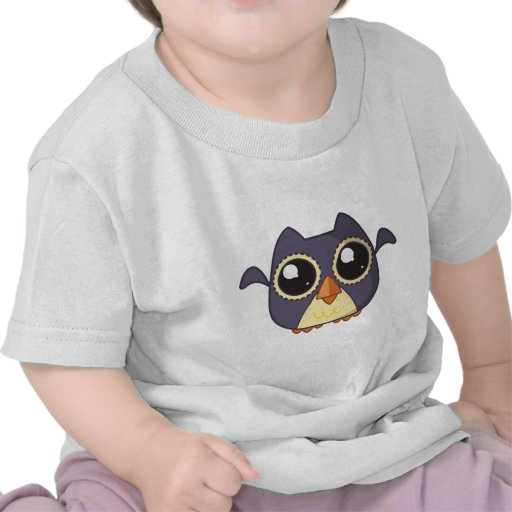 Owl Cutie Tee Shirt