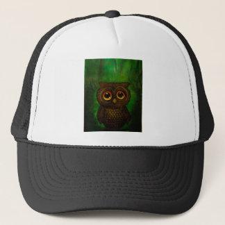 Owl cutie trucker hat