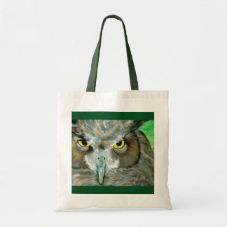 Owl Dark Green Accent