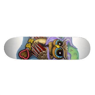 Owl Deck Skate Boards