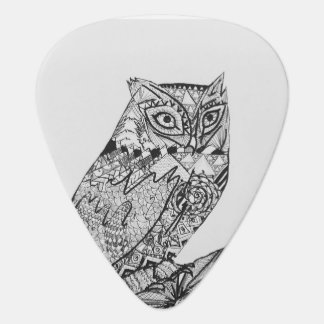 Owl Deer Guitar pic Pick