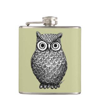 Owl Design Flask