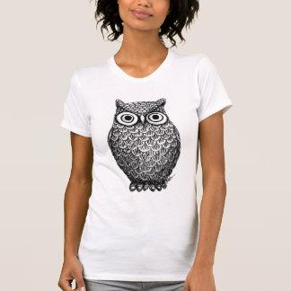 Owl Design Women's Top