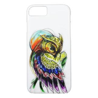 Owl designed iPhone 7 case