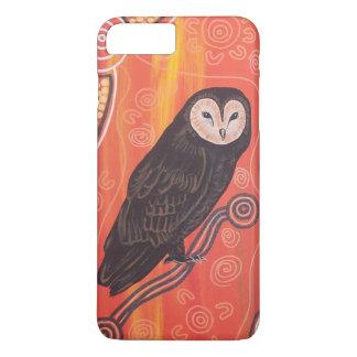 Owl Dreaming iPhone iPhone 7 Plus Case