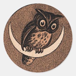 Owl Envelope Seal