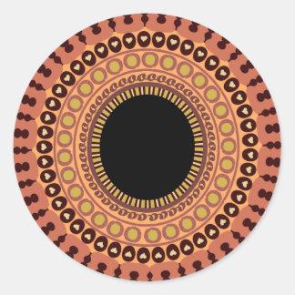 Owl Eye stickers